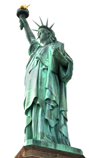 Statue of Liberty (USA), verdetax.com