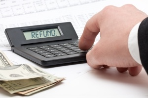 Tax refund calculator, VerdeTax.com