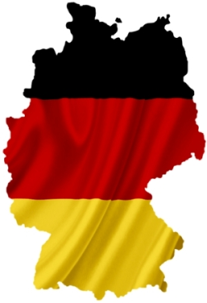 Germany flag, Verdetax.com