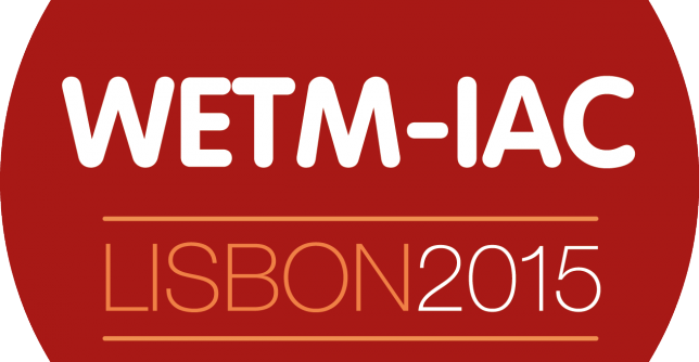 WETM 2015 Lisbon, logo