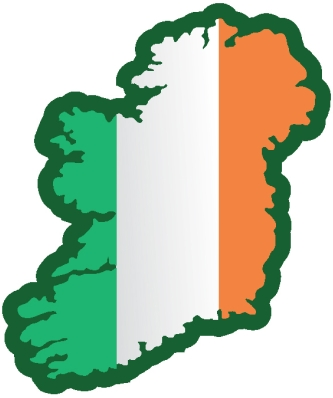 map of Ireland, VerdeTax.com