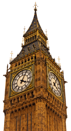 Big Ben, United Kingdom, VerdeTax.com